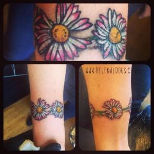 Daisy Chain Tattoo Huddersfield