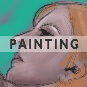 Helen Aldous - Painting Huddersfield