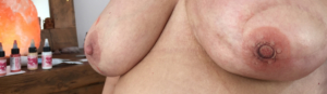 permanent 3D Nipple Tattoo by Helen Aldous
