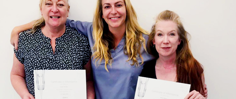 Qualified Medical Tattooist Areola Masterclass