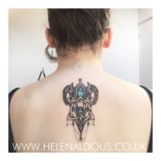 Celtic Viking Jewel Tattoo